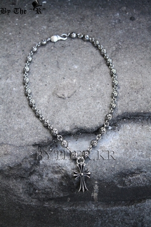 Metal cross necklaces-z