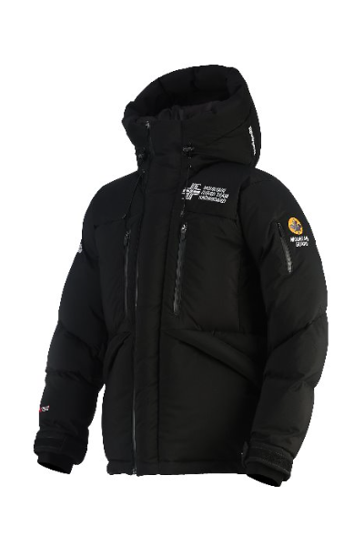 Mountain Guard Alpine 750 Snowboard Team Duck Down Black